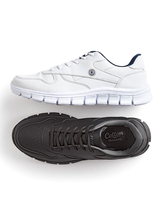 Active Lace-up Trainers