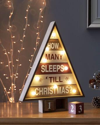 Light Up Christmas Countdown