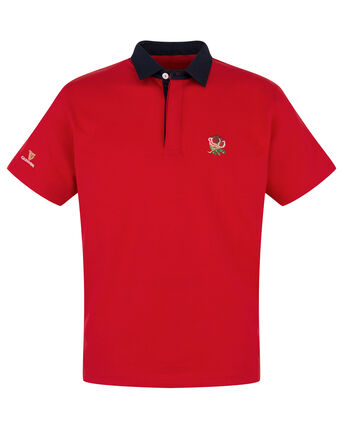Guinness® Short Sleeve Classic England Rugby Shirt