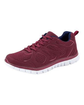Lightweight Flexi Comfort Lace-up Shoes