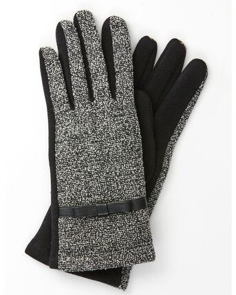 Bow Trim Gloves
