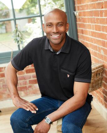 Guinness™ Short Sleeve Pocket Polo Shirt