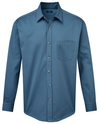 Cotton Twill Shirt