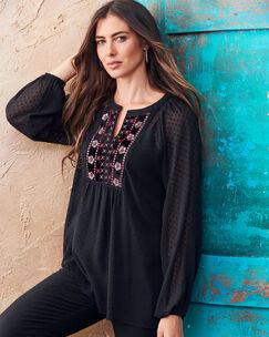 Boho Top and Camisole
