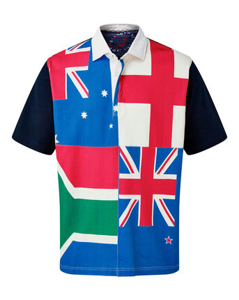 Short Sleeve Winners Rugby Shirt