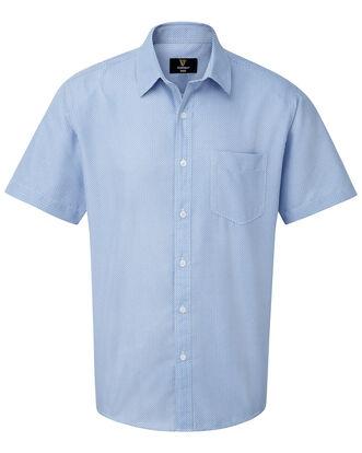 Guinness® Short Sleeve Soft Touch Geo Print Shirt