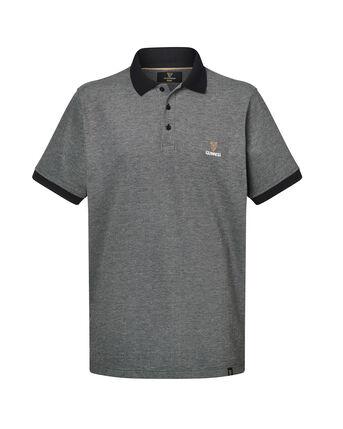 Guinness® Short Sleeve Birdseye Polo Shirt