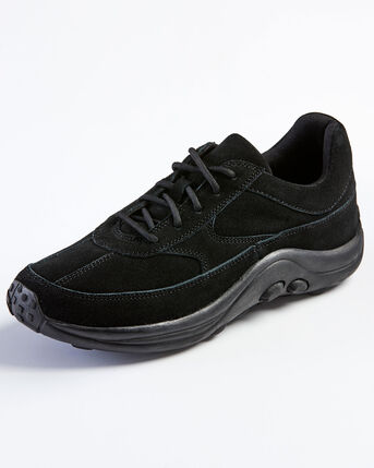 Women's Suede Lace-Up Shoes