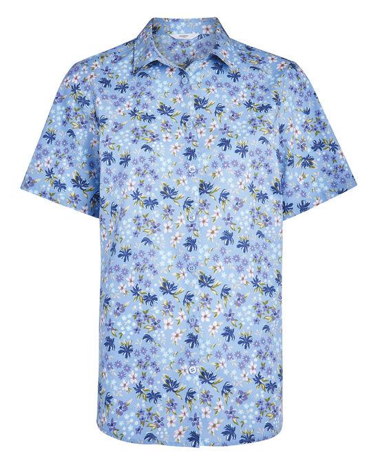 Classic Wrinkle Free Short Sleeve Shirt