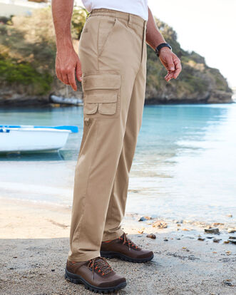 10 Pocket Trousers