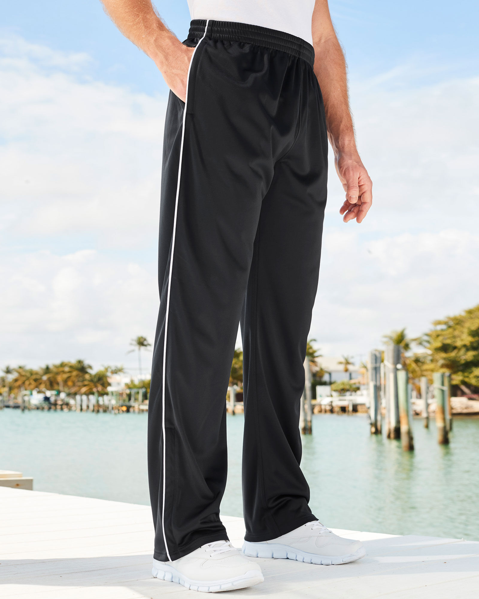 Tracksuit Bottoms at Cotton Traders