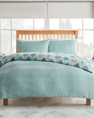 Leaves Duvet Set