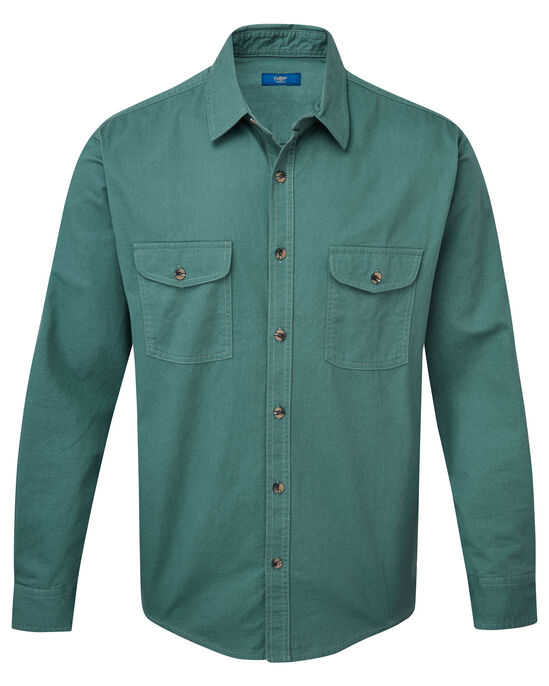 Long Sleeve Cotton Field Shirt