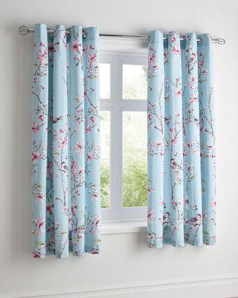 Azalea Eyelet Curtains