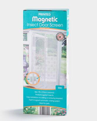 Magnetic Door Curtain