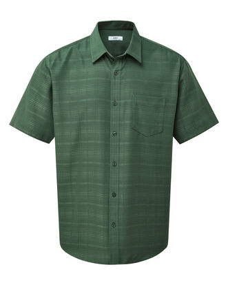 Dark Sage Short Sleeve Soft Touch Shirt
