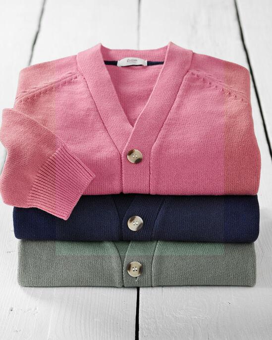 Cotton Button-through Cardigan