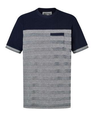 3 Lions Stripe T Shirt