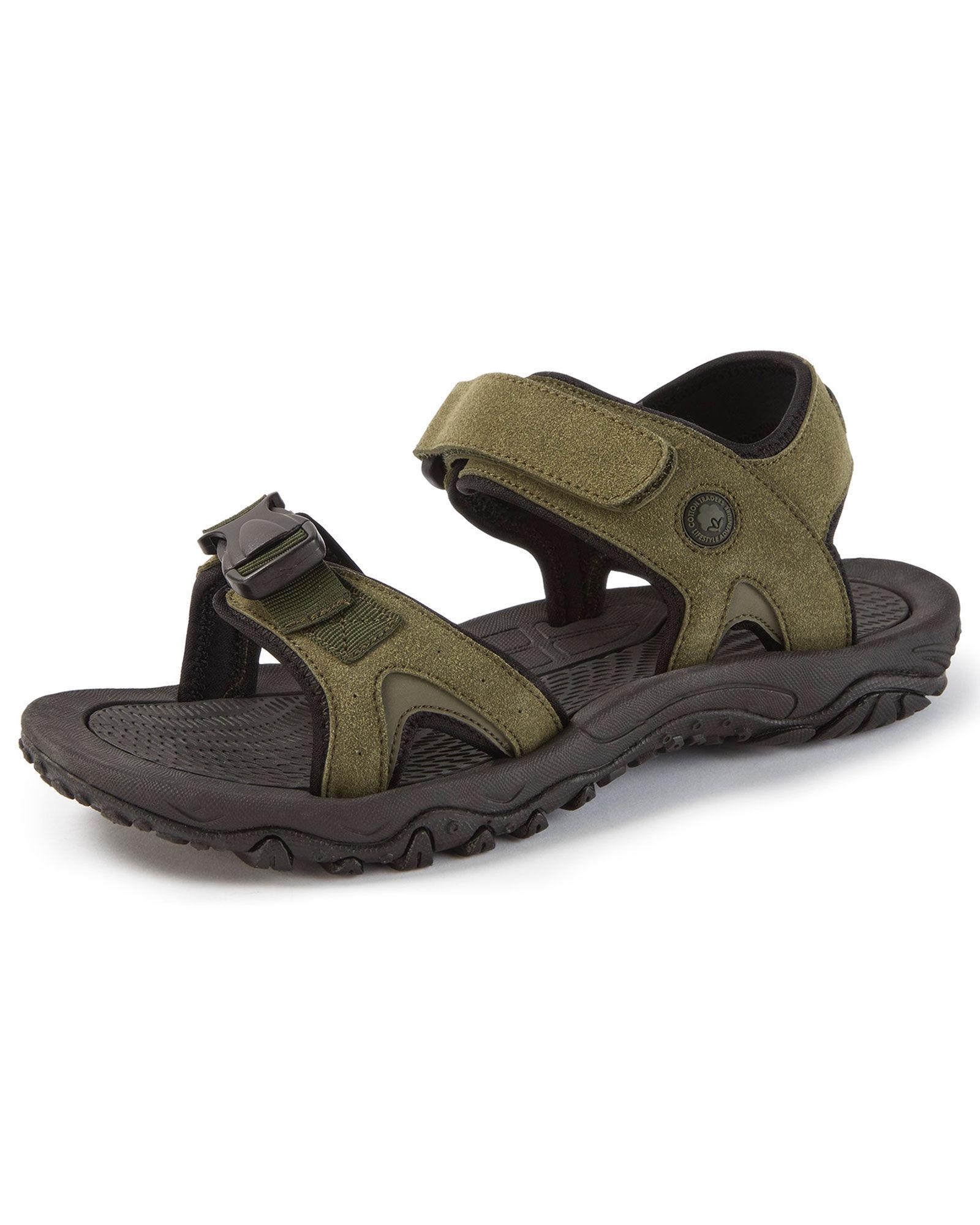 Lightweight Walking Sandals at Cotton