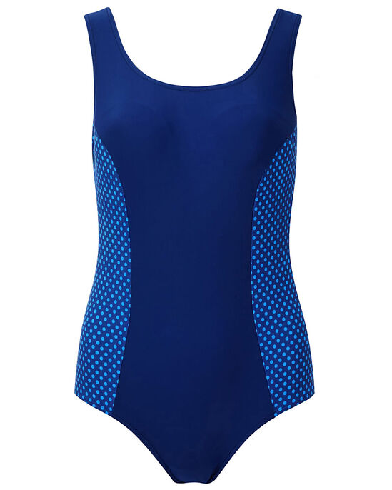 Side Panel Swimsuit