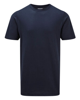 Cotton Organic Crew Neck T-shirt
