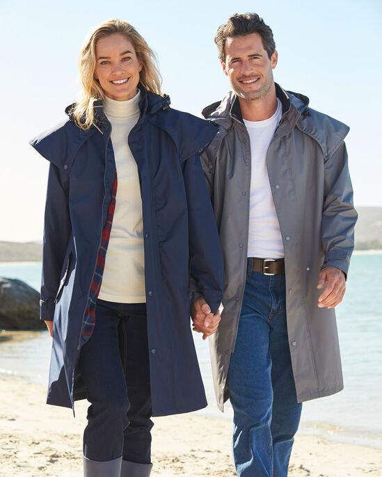"Windermere Waterproof Coat 50"""