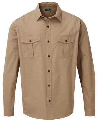 Long Sleeve Field Shirt