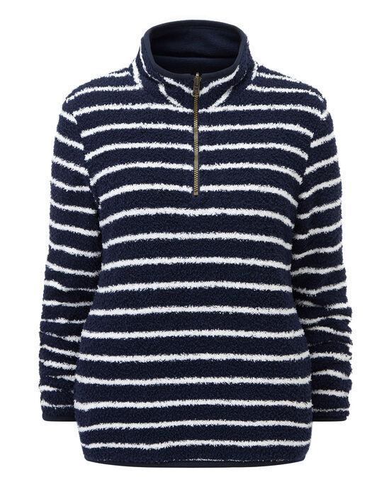 Reversible Fleece Top