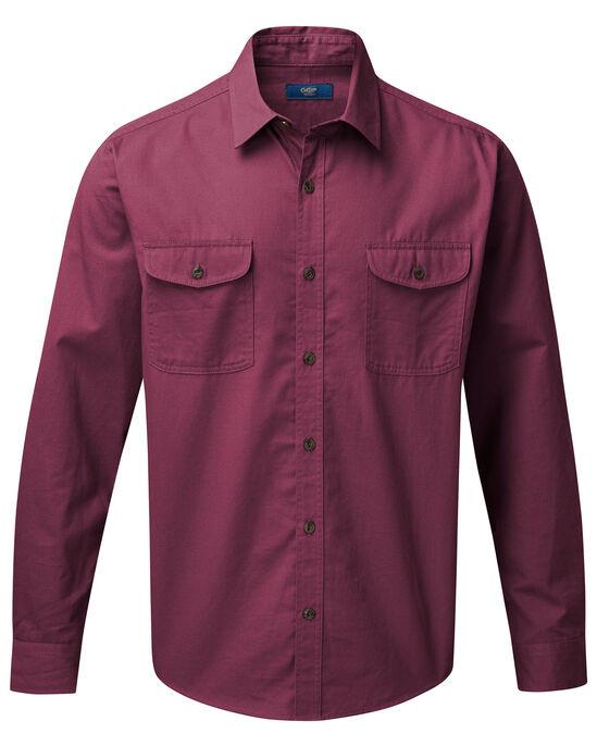 Long Sleeve Cotton Field Shirt