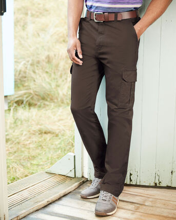 Stretch Cargo Trousers