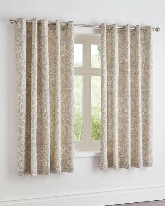 Florence Eyelet Curtains