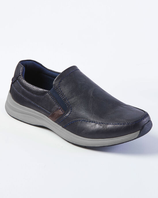 Casual Slip-on Trim Shoes