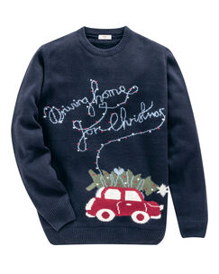 Christmas Crew Neck Jumper