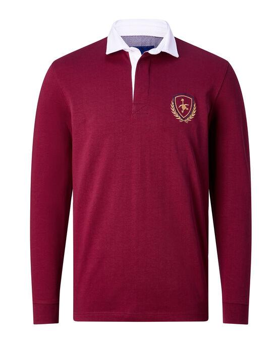 Plain Rugby Shirt