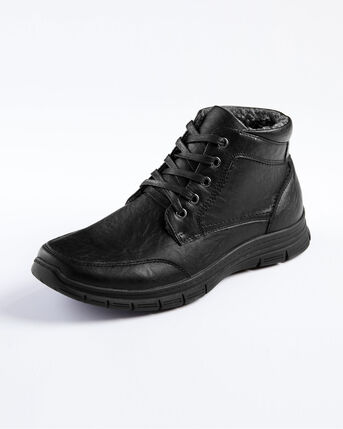 Comfort Lace-Up Boots