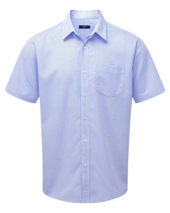 White Short Sleeve Classic Soft Touch Shirt