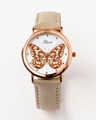 Ladies Butterfly Watch