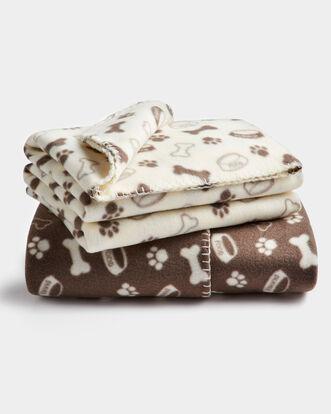 2 Pack Dog Blankets