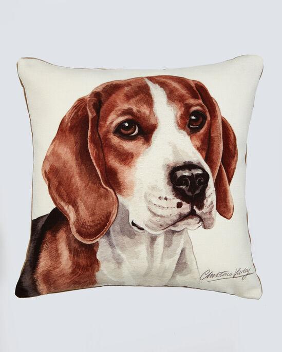 Waggy Dogz Beagle Cushion