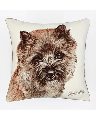 Waggy Dogz Cairn Terrier Cushion