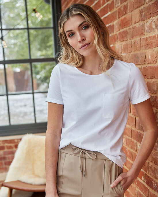 Anything-But-Ordinary Organic Cotton T-shirt