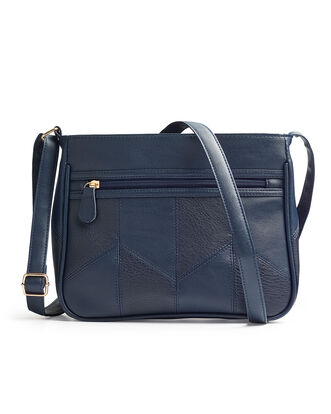 Patchwork Cross Body Bag