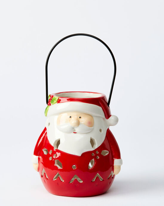Christmas Tealight Lantern