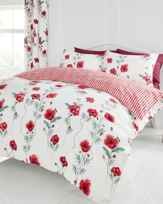Poppies Duvet Set
