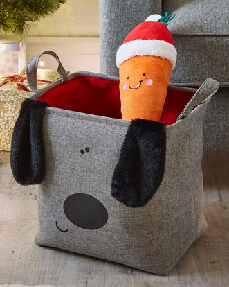 Toy Tidy Basket