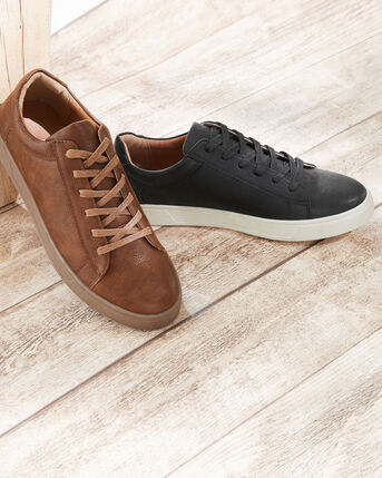 Smart Lace-up Trainers