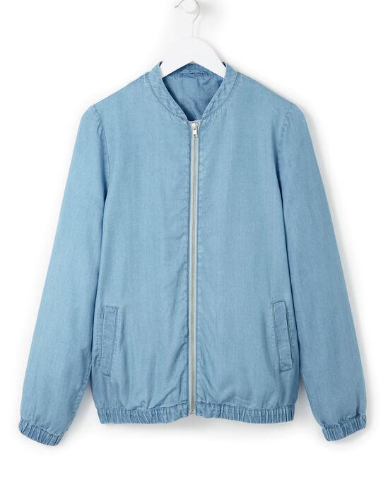 Elasticated Hem Jacket
