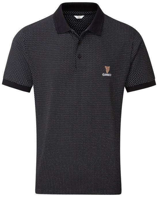 Guinness® Spot Print Polo Shirt