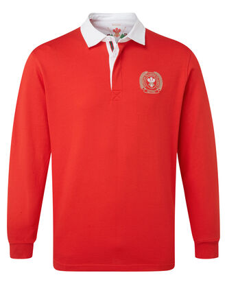 Wales Classic Rugby Shirt