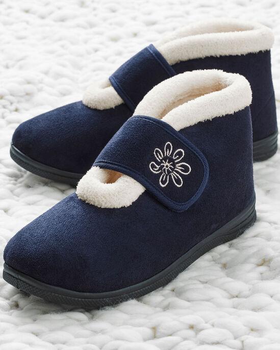 Adjustable Bootie Slippers